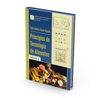 Livro - Princípios de Tecnologia de Alimentos - Augusto