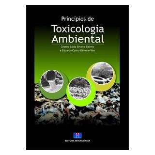 Livro - Princípios de Toxicologia Ambiental - Sisinno