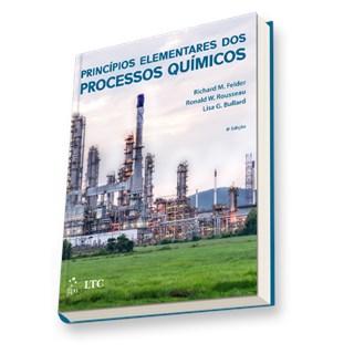 Livro - Princípios Elementares dos Processos Químicos - Felder