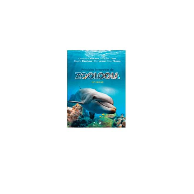 Livro - Princípios Integrados de Zoologia - Hickman