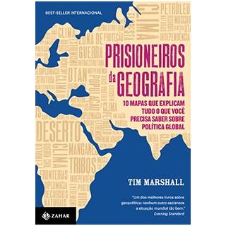 Livro - Prisioneiros da Geografia - Marshal