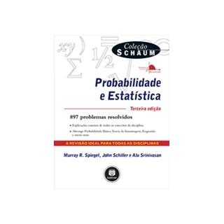 Livro - Probabilidade e Estatística - Coleção Schaum - Spiegel