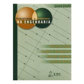 Livro - Probabilidade e Estatística na Engenharia - Hines