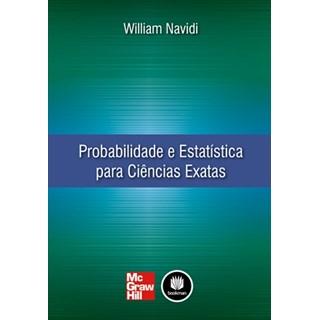 Livro - Probabilidade e Estatística para Ciências Exatas - Navidi