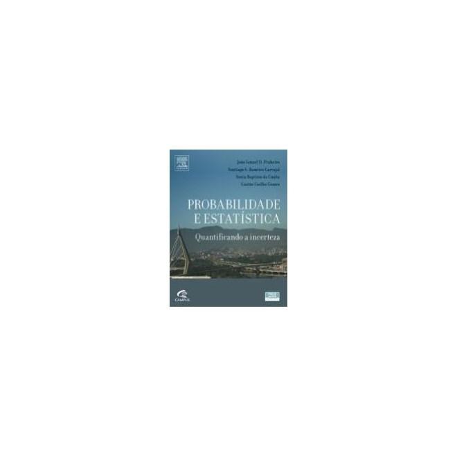 Livro - Probabilidade e Estatística - Pinheiro