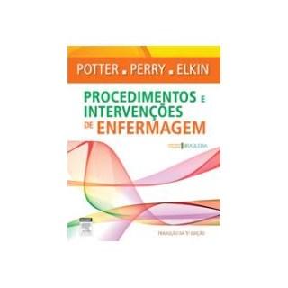 Livro - Procedimentos e Intervenções de Enfermagem - Potter