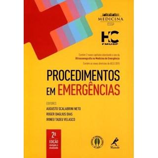 Livro - Procedimentos em Emergências - Scalabrini Neto