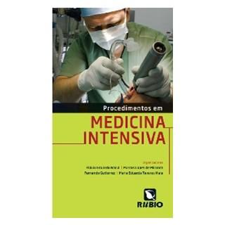 Livro - Procedimentos em Medicina Intensiva - Nácul