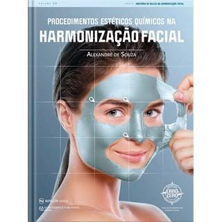 Livro Procedimentos Estéticos Químicos Na Harmonização Facial - Souza - Napoleão