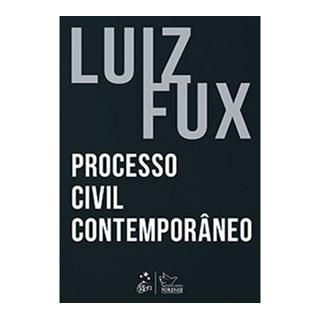 Livro - Processo Civil Contemporâneo - Fux