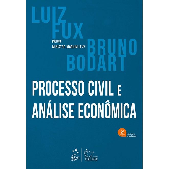 Livro - Processo Civil e Análise Econômica - Fux