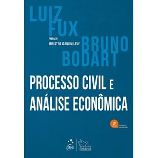 Livro - Processo Civil e Análise Econômica - Fux - Forense