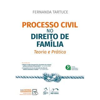 Livro - Processo Civil no Direito de Família - Tartuce - Método
