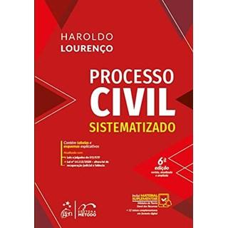 Livro - Processo Civil Sistematizado - Lourenço