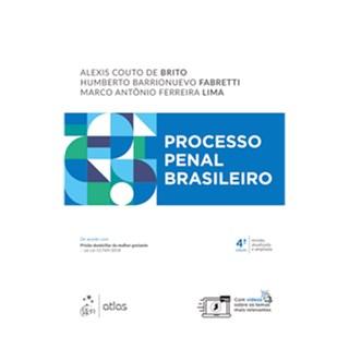 Livro - Processo Penal Brasileiro - Brito