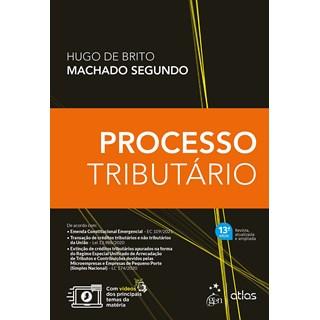 Livro - Processo Tributário - MACHADO SEGUNDO 12º edição