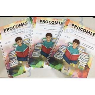 Livro - Procomle Protocolo de Avaliação da Compreensão de Leitura - Cunha