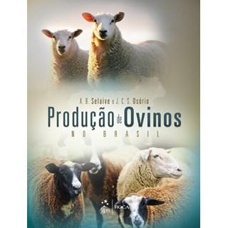 Livro - Produção de Ovinos no Brasil - Selaive-Villarroel