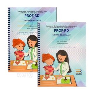 Livro - PROF-RD Programa de Remediação Fonológica para Escolares - Capelinni