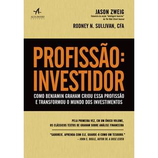 Livro - Profissão Investidor - Zweig - Alta Books