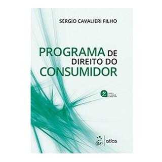 Livro - Programa de Direito do Consumidor - Cavalieri Filho