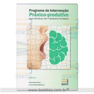 Livro - Programa de Intervenção Práxico - Produtivo - Giannecchinni