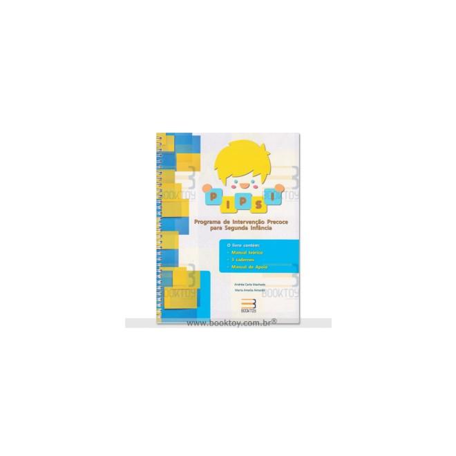 Livro - Programa de Intervenção Precoce na Segunda Infância - Machado