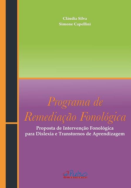 Livro - Programa de Remediação Fonológica - Silva