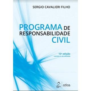 Livro - Programa de Responsabilidade Civil - Filho