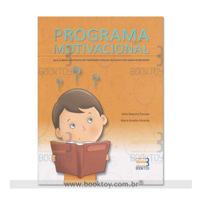 Livro Programa Motivacional Para O Desenvolvimento De