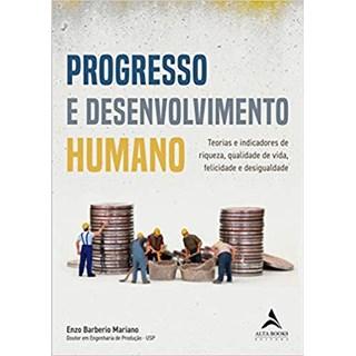 Livro - Progresso e Desenvolvimento Humano - Mariano