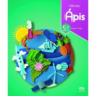 Livro - Projeto Ápis Ciências - 5 Ano - Ática