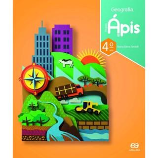 Livro - Projeto Ápis Geografia - 4 Ano - Ática