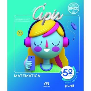 Livro - Projeto Ápis Matemática - 5º Ano - Dante