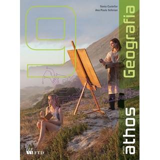 Livro - Projeto Athos Geografia - 9 Ano - FTD