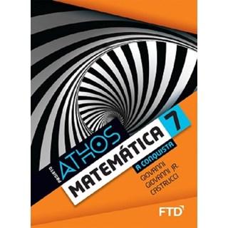Livro - Projeto Athos Matemática - A Conquista - 7 Ano - FTD
