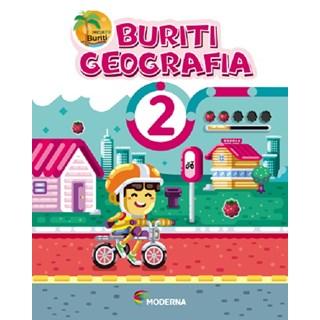 Livro - Projeto Buriti Geografia - 2 Ano - Moderna