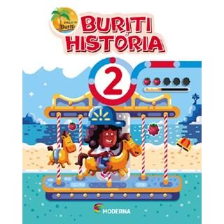 Livro - Projeto Buriti História - 2 Ano - Moderna