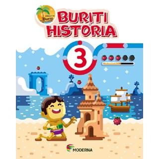 Livro - Projeto Buriti História - 3 Ano - Moderna