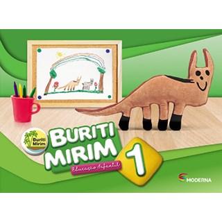 Livro - Projeto Buriti Mirim 1 - Educação Infantil - Moderna