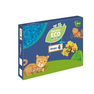 Livro - Projeto Eco Mirim - EI Grupo 4 - BNCC - Positivo