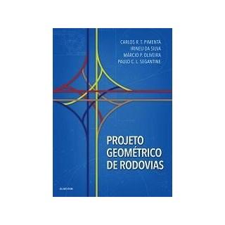 Livro - Projeto Geométrico de Rodovias - Pimenta