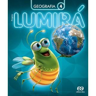 Livro - Projeto Lumirá Geografia (Kit com 2 Livros) - 4 Ano - Ática