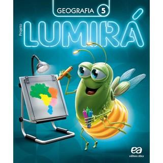 Livro - Projeto Lumirá Geografia (Kit com 2 Livros) - 5 Ano - Ática