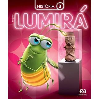 Livro - Projeto Lumirá História (2 vol) - 3 Ano - Ática