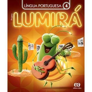 Livro - Projeto Lumirá Língua Portuguesa (Kit com 2 Livros) - 4 Ano - Ática