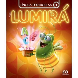 Livro - Projeto Lumirá Língua Portuguesa (Kit com 4 Livros) - 1 Ano - Ática