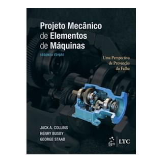 Livro - Projeto Mecânico de Elementos de Máquinas - Collins