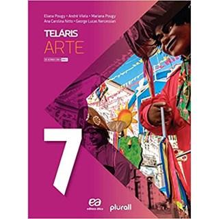 Livro - Projeto Telaris Arte - 7 Ano - Pougy