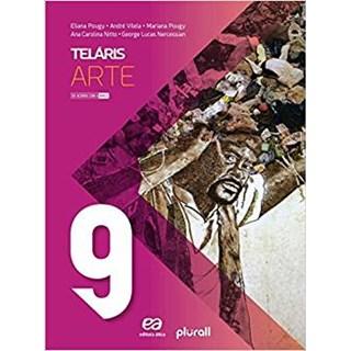 Livro - Projeto Telaris Arte - 9 Ano - Pougy